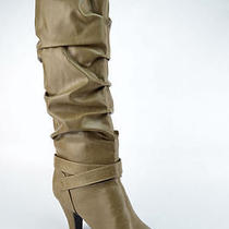 70 Rampage Emmerson Women's Camel Mid-Calf Boots us9.5 Photo