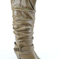 70 Rampage Emmerson Women's Camel Synthetic Fashion - Mid-Calf Boot us5.5 Eu Photo