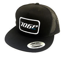 706p Cycling Team Trucker Hat by Weevil Outdoor One Size New Photo