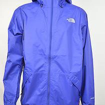 71 44 the North Face Nwt Mens Bolt Blue Bakossi Hyvent 2.5l Rain Jacket Sz Xl Photo