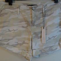 79 Sanctuary Camouflage Shorts Size 28 Photo