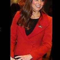 799.00 Jimmy Choo Clutch.. Worn by Kate Middleton. Alligator Croc Leather. Photo