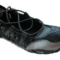 80 Diesel Maudy Jane Womens Shoes Flats Us 9 Eu 40 Photo