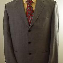 800 Missoni Men's High End Italian Gray Wool Sport Coat Jacket 42l Nice  Photo