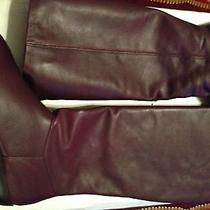 80s Vintage Frye Kate Boots  Wine Color Size 6  Womens Made in Usa Photo