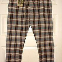 825 New Vivienne Westwood London 100% Cotton Pants M/italy Tag Size 46 Usa 30 Photo
