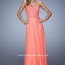 85% Off La Femme 20798 Color Blush Size 4 Photo