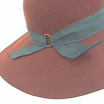 88 Genie by Eugenia Kim Hat Wine Red Style 4338-1650 Photo