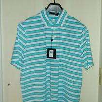 89.50  Ralph Lauren Rlx Golf Short Sleeve Shirt S Photo