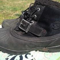 89 Timberland Mallard 91935 Size 6 Womens Suede Muck Boots Photo