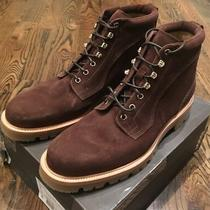 900 Bally Wellys Brown Suede Boots Size Us 12 Made in Switzerland Photo