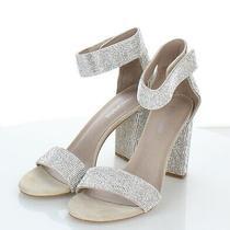 91-66 New 160 Women's Sz 8 M Jeffrey Campbell Lindsay Embellished Heel Sandal Photo