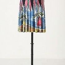 98 Anthropologie Sketch Book Skirt M Photo