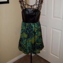 98 Huge Price Cut From Original Price New Kensie Party Cocktail Dress Size 6 Photo