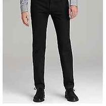 98 Micheal Kors Jeans Modern Slim Fit in Black W 34 Photo