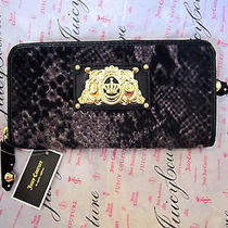 98 New Juicy Couture Wallet Wild Things Photo