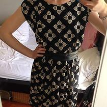 98 Urban Outfitters Vintage Print Dress Xs Photo