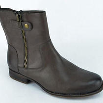 99 Naturalizer Jacklyn Women's Taupe Ankle Boots us8.5 Photo
