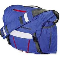 99 Patagonia Half Mass Messenger Computer Bag Oasis Blue Style 48316 New 15