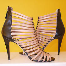 995 Brian Atwood Two-Tone