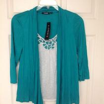 A Beautiful Elements Top & Jacket in One Piece Retail Price 44.99tax Photo