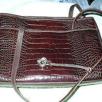 A Brighton Brown Leather Handbag Photo
