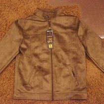 A Collezioni Suede Jacket  Photo