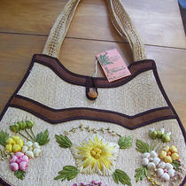 A. Katz Inc Florida - Designed by Patricia -1960's  Vintage Bag Photo