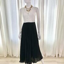 a.l.c Black and White Pleated Dress. Size 2 Photo