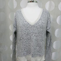 a.l.c. Richie Sweater Alpaca Blend v-Neck Size Medium Retail 346 Photo