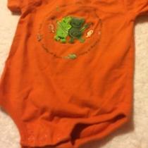A One Piece Diaper Shirt by Peek a Babe Size 3-6 Months Photo
