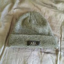 a.p.c. Beanie Hat One Size Awesome Piece Check Other Listings Photo
