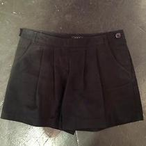 a.p.c. Black Cotton Shorts Photo
