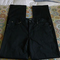 a.p.c. Black Japanese Gabardine Cotton  Jeans 34 - Never Worn Photo