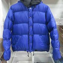 a.p.c. Blue Xs Men's Down Jacket P0385 Photo