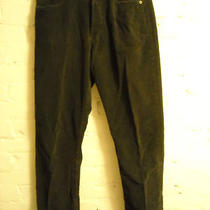 a.p.c. Brown Cords Cotton Corduroy Skinny Cropped Pants 31 France Photo