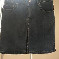 a.p.c. Denim Skirt Photo