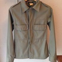 a.p.c. Green Safari Jacket Photo