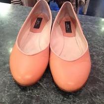 a.p.c Light Pink Flats Photo