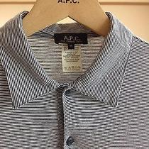 a.p.c. Mens Summer Polo Shirt Photo