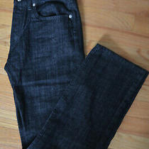 a.p.c New Standard Black Denim Jeans 30 Photo