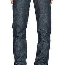 a.p.c. Petit New Standard Men's Straight Leg Raw Indigo Denim Jeans Size 34 Photo