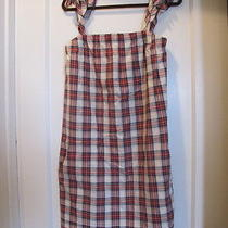 a.p.c. Plaid Dress Size M Photo