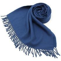 a.p.c. Polska Wool Scarf Blue Photo