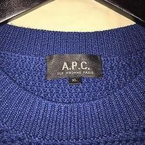 a.p.c Sweater  Photo