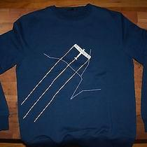 a.p.c. Sweatshirt - Metronomy - Rare Photo