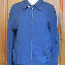 a.p.c. Vintage Style Denim Jean Coat Jacket Xs/s Photo