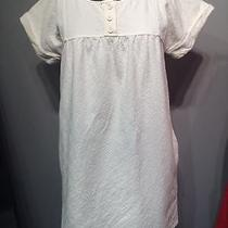 a.p.c White Cotton Dress Photo