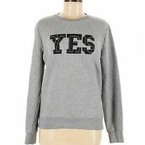 a.p.c. Women Gray Sweatshirt S Photo