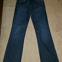 A Pea in a Pod Citizens of Humanity Size 30 Maternity Jeans Pants Photo